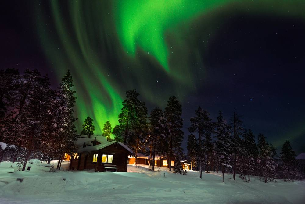 Fjellborg Arctic Lodge