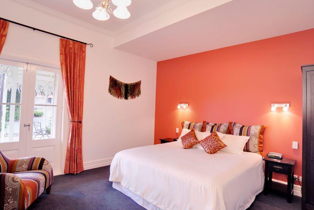 Flagstaff Lodge, Sunset room, New Zealand