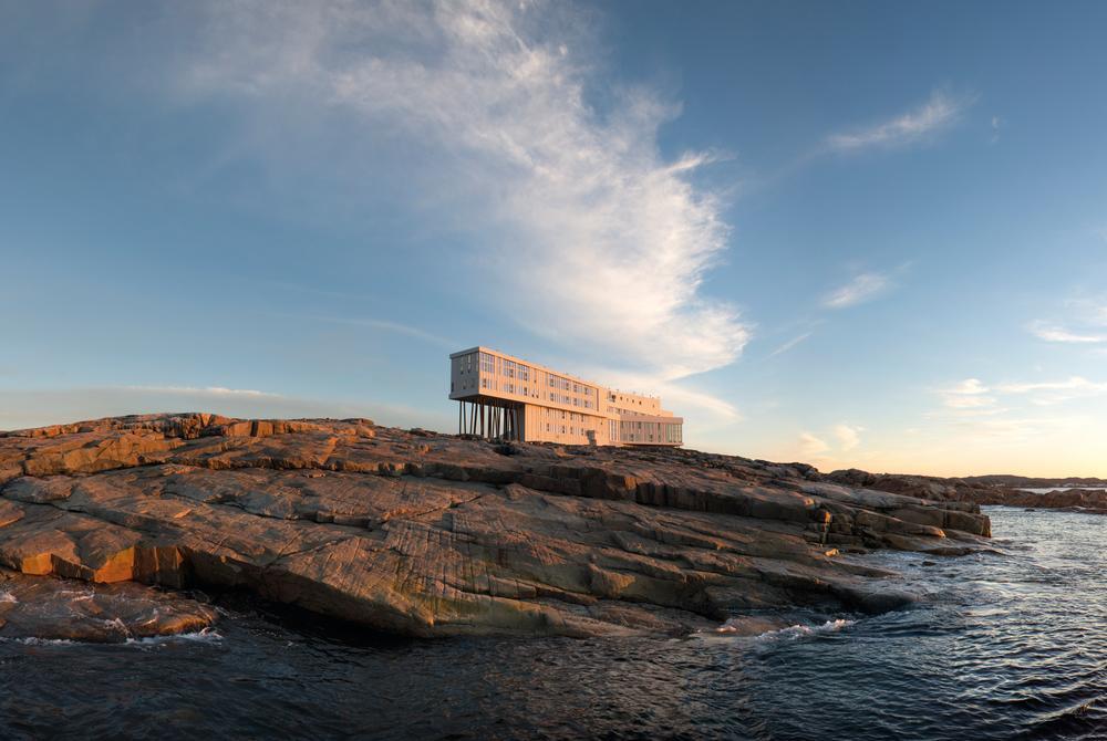 Fogo Island Inn, Newfoundland & Labrador, Atlantic Canada