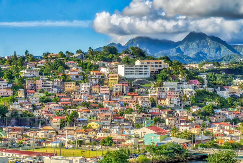 Fort-de-France, Martinique