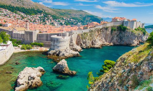 Picture of Croatia and Montenegro