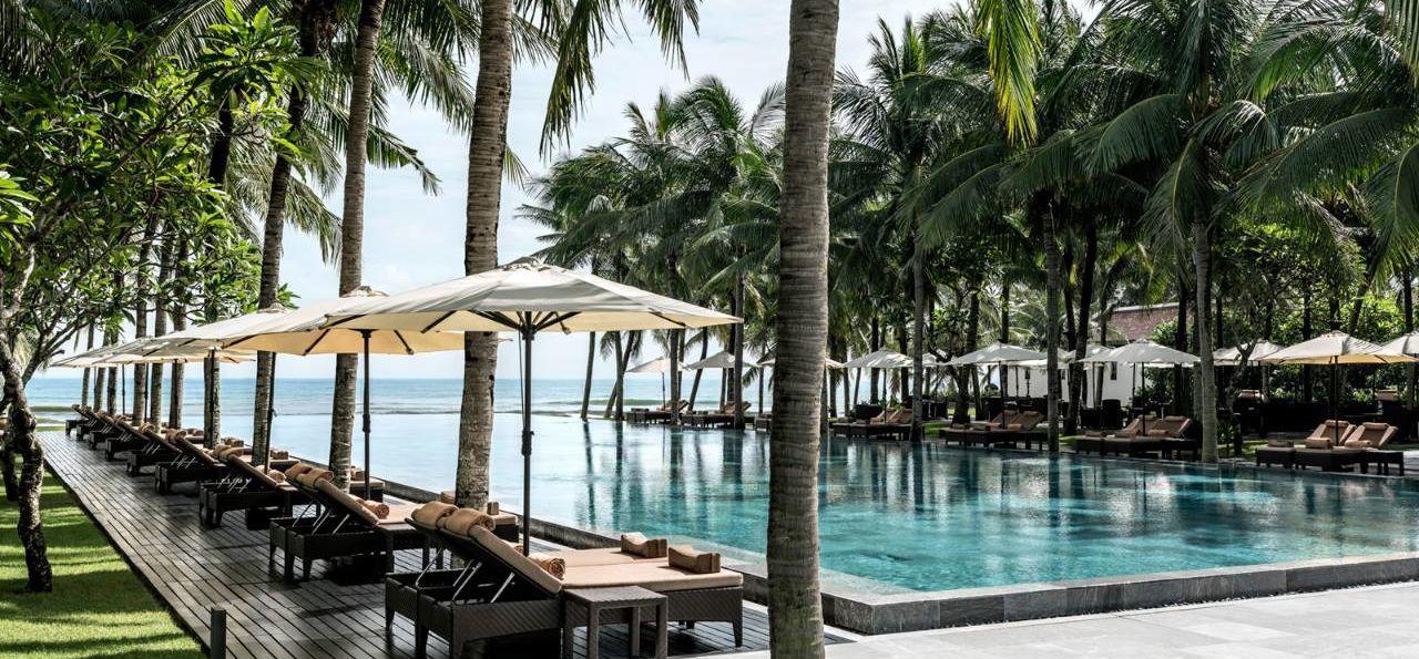 Four Seasons Resort The Nam Hai, Hoi An, Vietnam pool