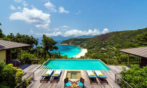 Four Seasons Seychelles, Mahé