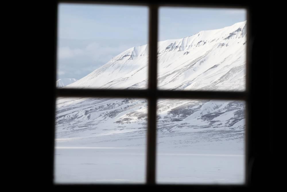 Foxdalen cabin (Credit: Green Dog/Hurtigruten Svalbard)