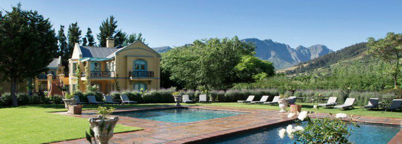 Franschhoek, Cape Winelands