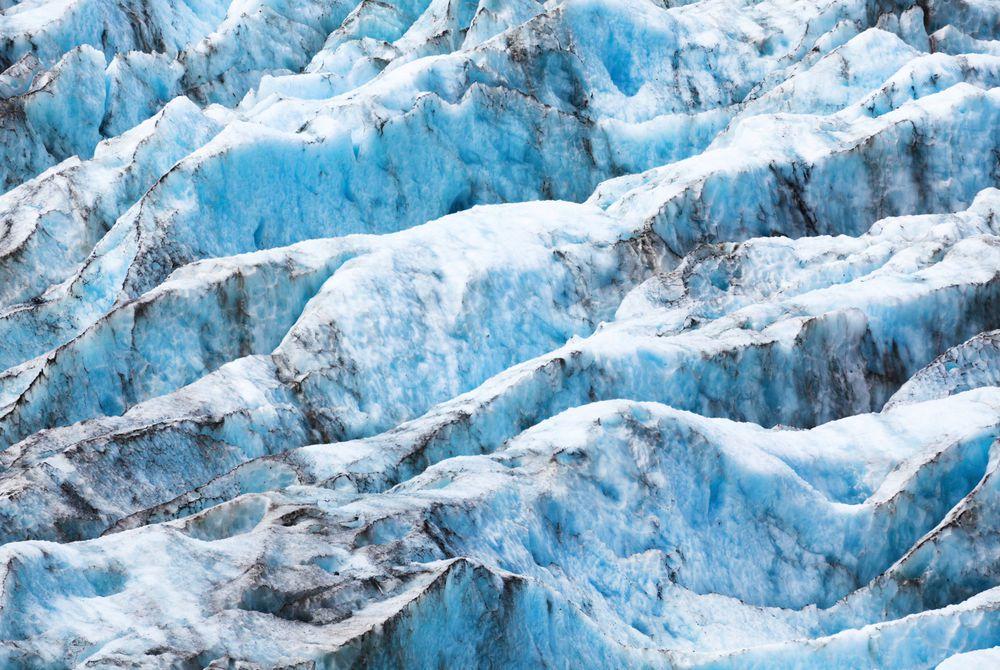 Franz Josef Glacier, Westland Tai Poutini National Park, New Zealand