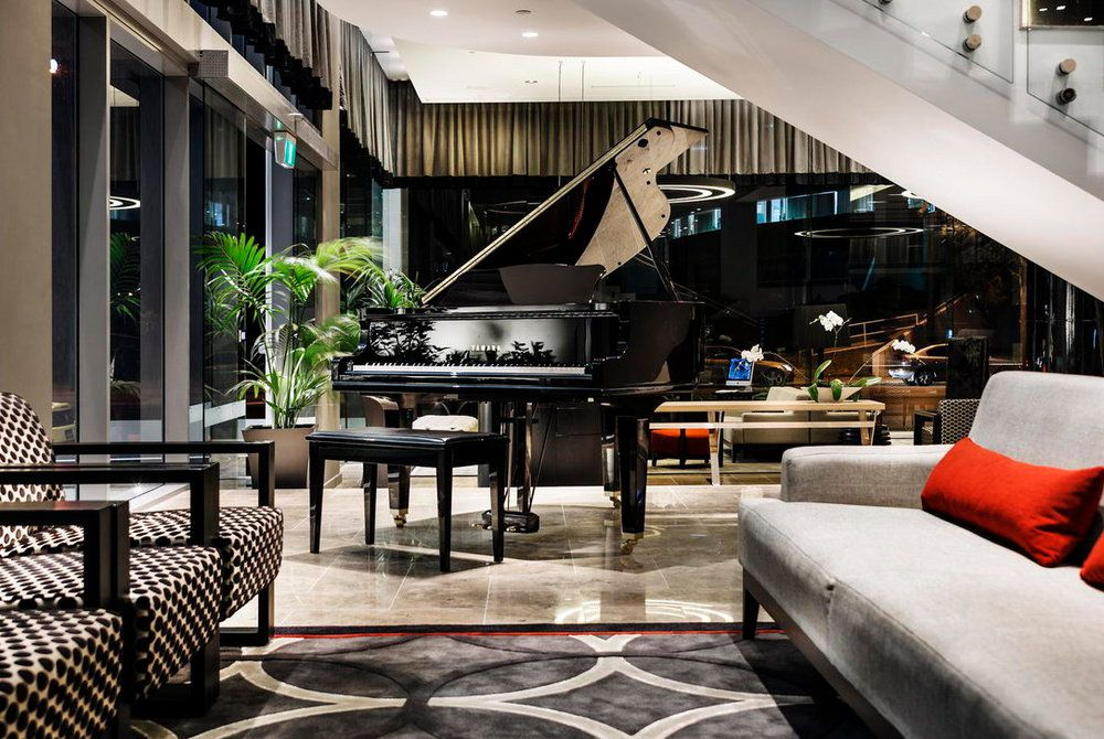 Fraser Suites Lobby