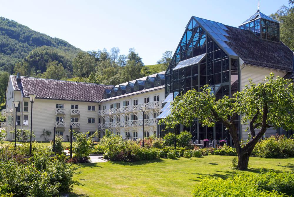 Fretheim Hotel, Flåm