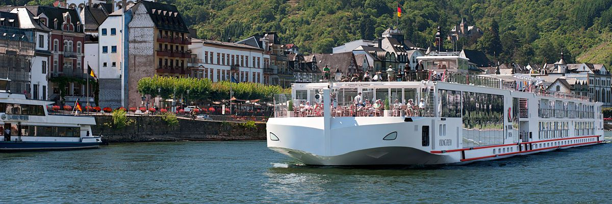 Super Seven Reasons to Cruise on Viking River Cruises