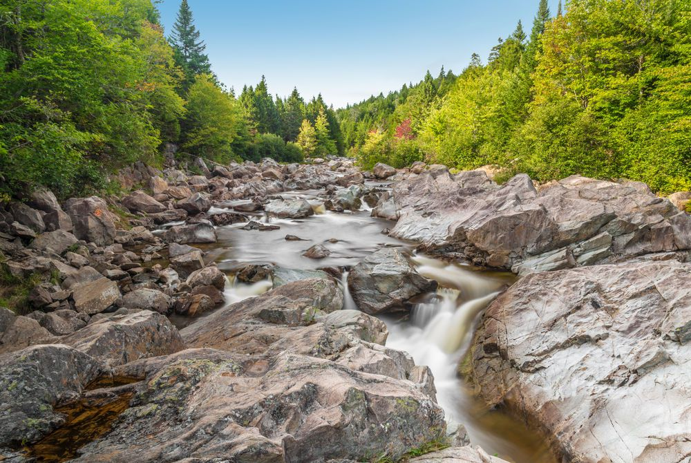 Fundy National Park, New Brunswick, Canada