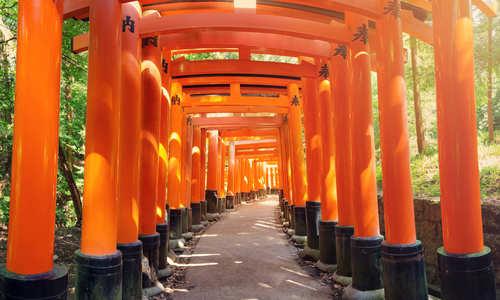 Fushimi Shrine, Kyoto