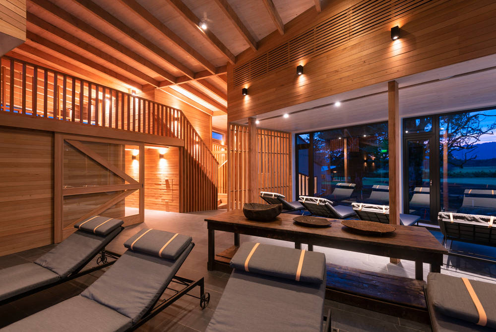 Spa, Futangue Hotel & Spa