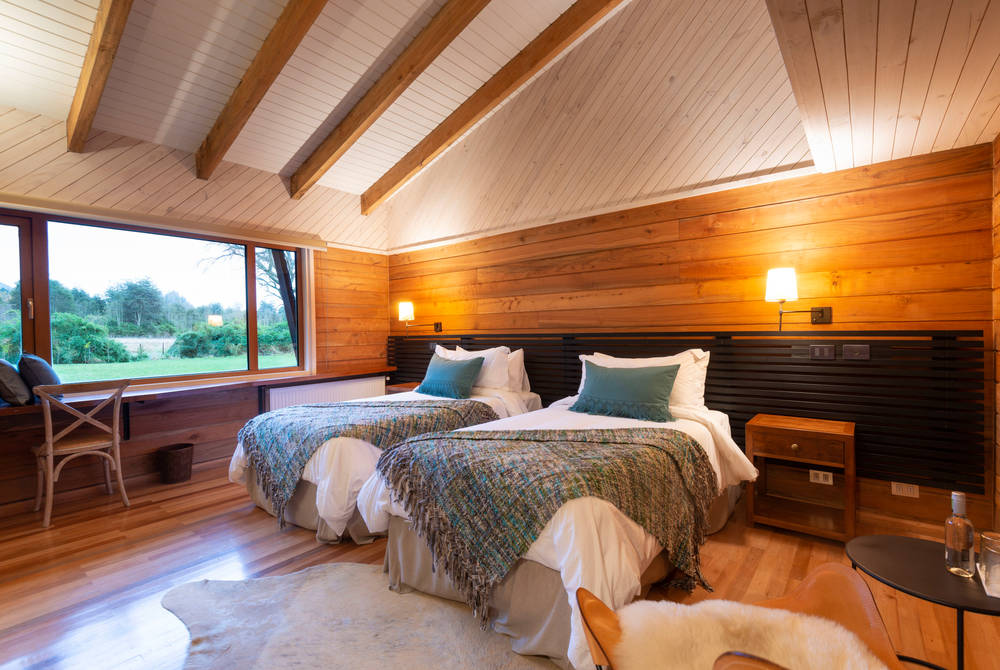 Bedroom, Futangue Hotel & Spa