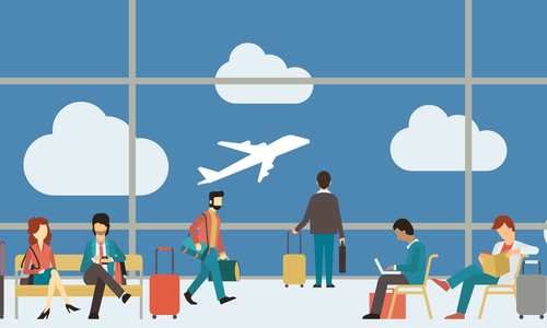 The changing world of business travel