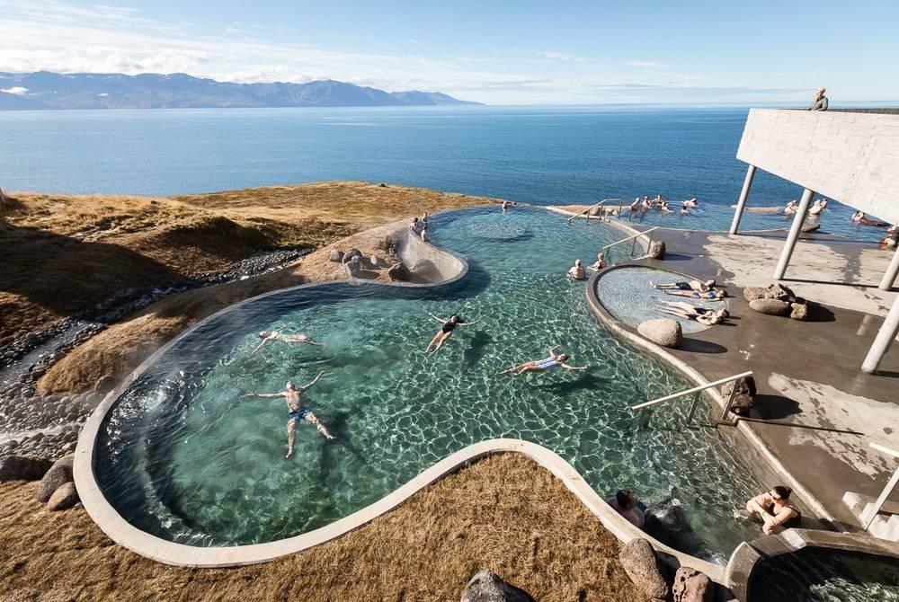 GEO Sea baths, Húsavík