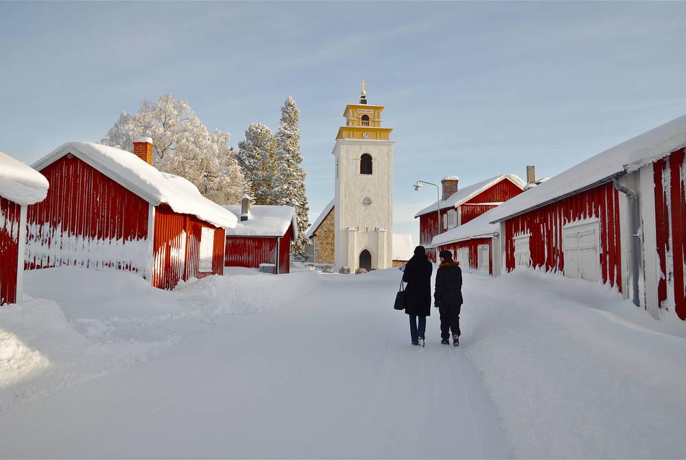 Gammelstad, Lulea
