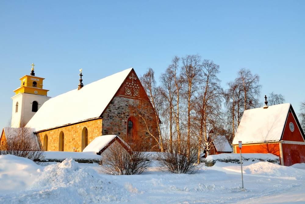 Gammelstad, Lapland Travel Co
