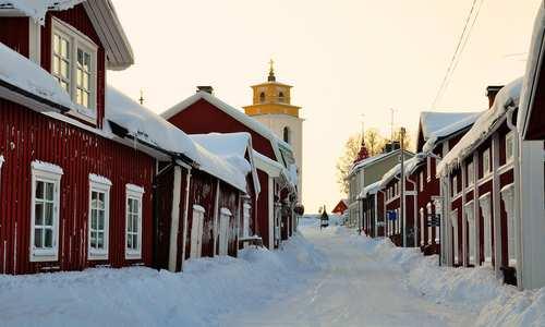Gammelstad, Luleå