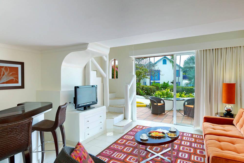 Garden View One Bedroom Loft, Crystal Cove, Barbados