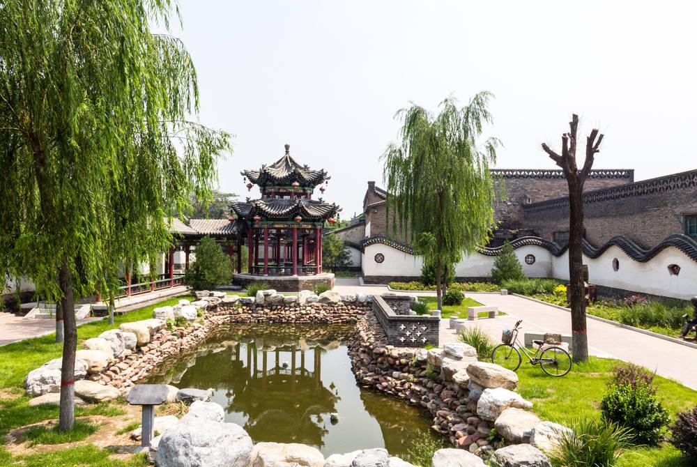Gardens, Pingyao