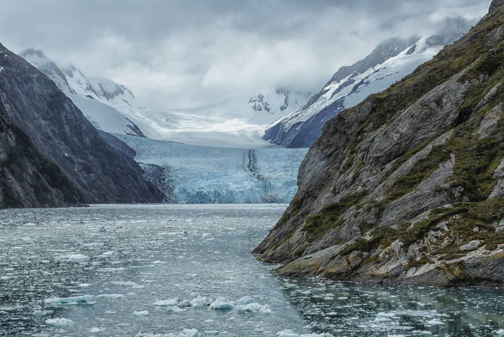 Garibaldi Glacier, Chilean Patagonia
