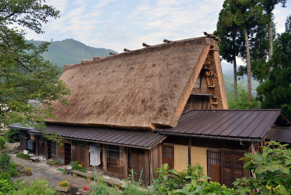 Gassho Zukuri Farmhouses, Ogimachi