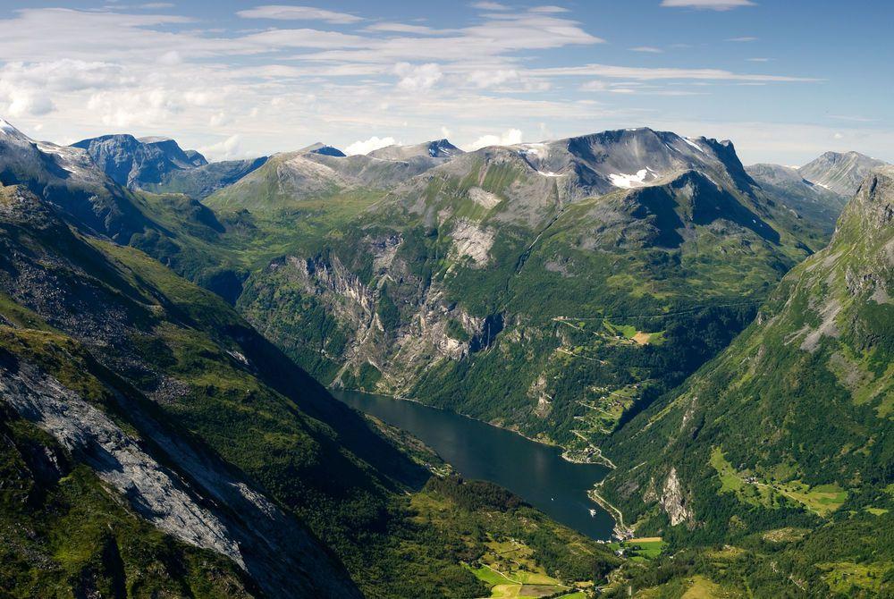 Geiranger, Western Norway