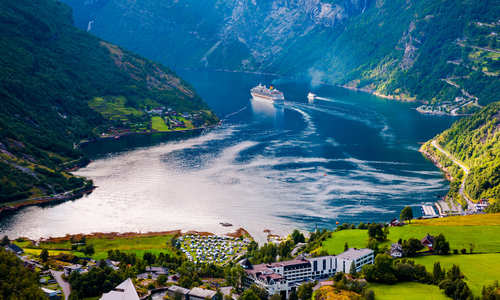 Picture of Norwegian Fjords Discovery