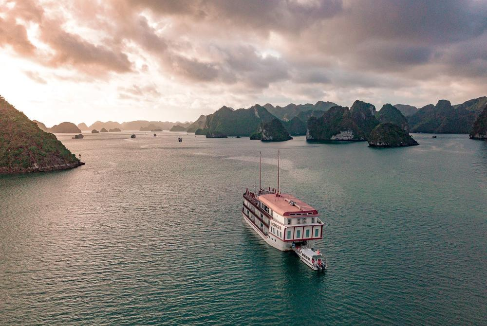 Ginger, Lan Ha Bay
