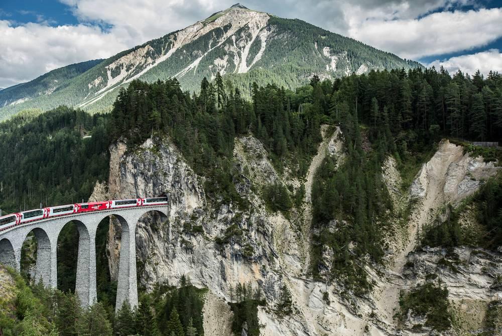 Glacier Express (© Glacier Express)