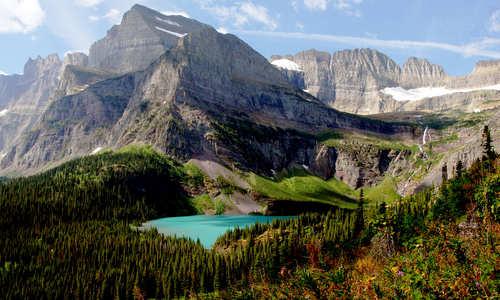 Glacier Naional Park, Montana