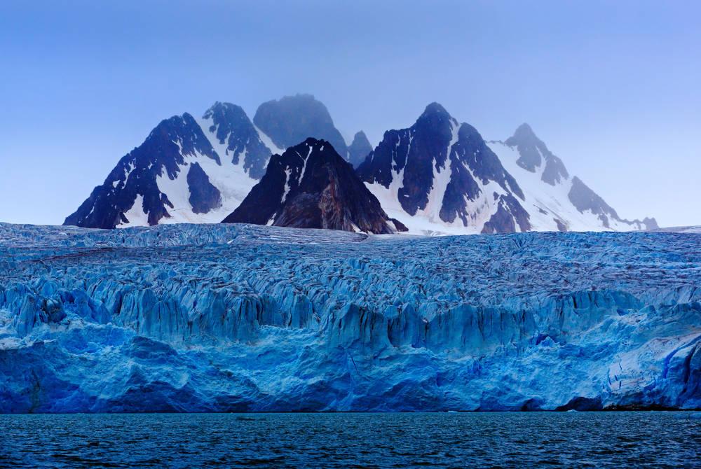 Glacier, Svalbard