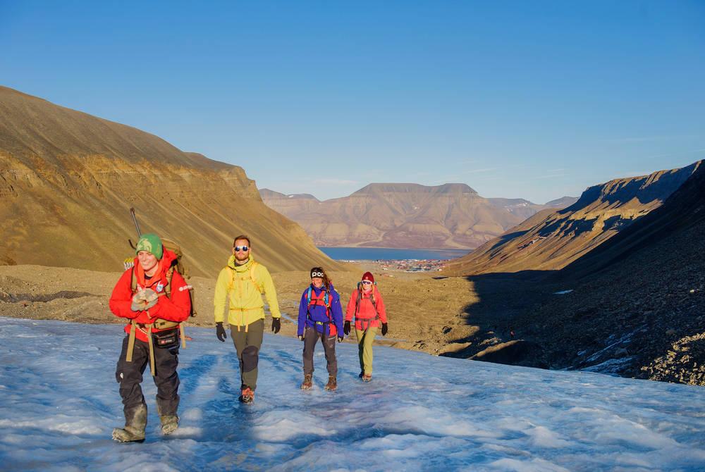 Glacier hike, Credit: Agurtxane Concellon, Hurtigruten