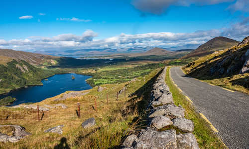 Glanmore Lake, Ring of Beara, Ireland