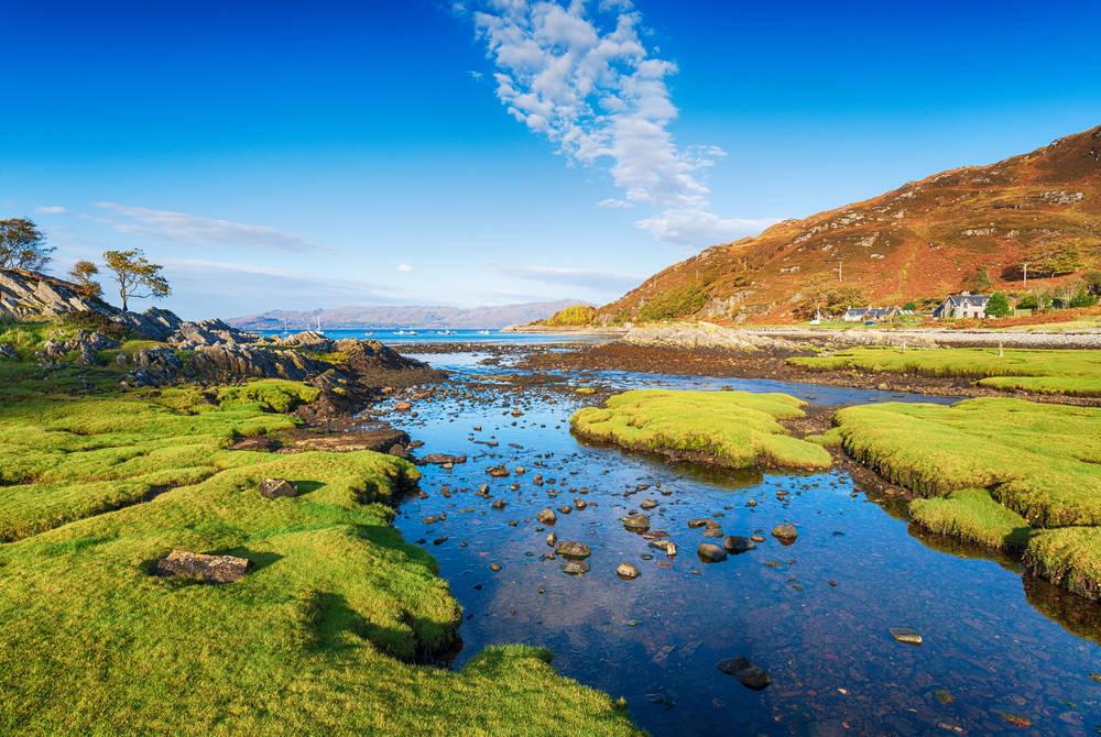 Glenuig Bay, Scotland