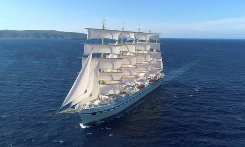 Golden Horizon, Tradewind Voyages