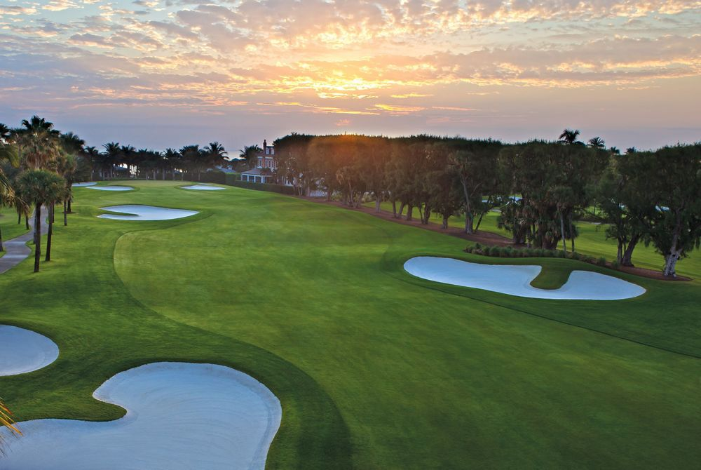 Golf Course, The Breakers, Palm Beach