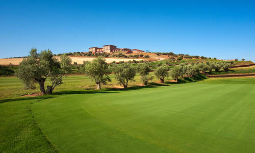 Golf, La Caminera