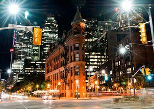 Gooderham Building, Toronto, Canada