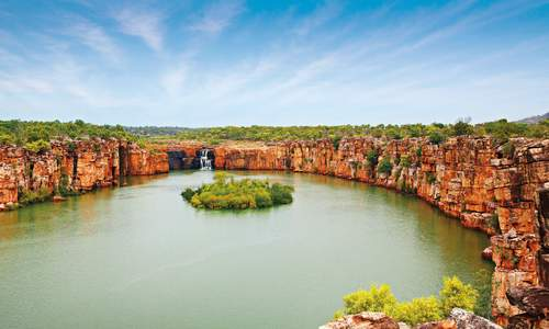 Gorge, The Kimberley, Western Australia, Australia