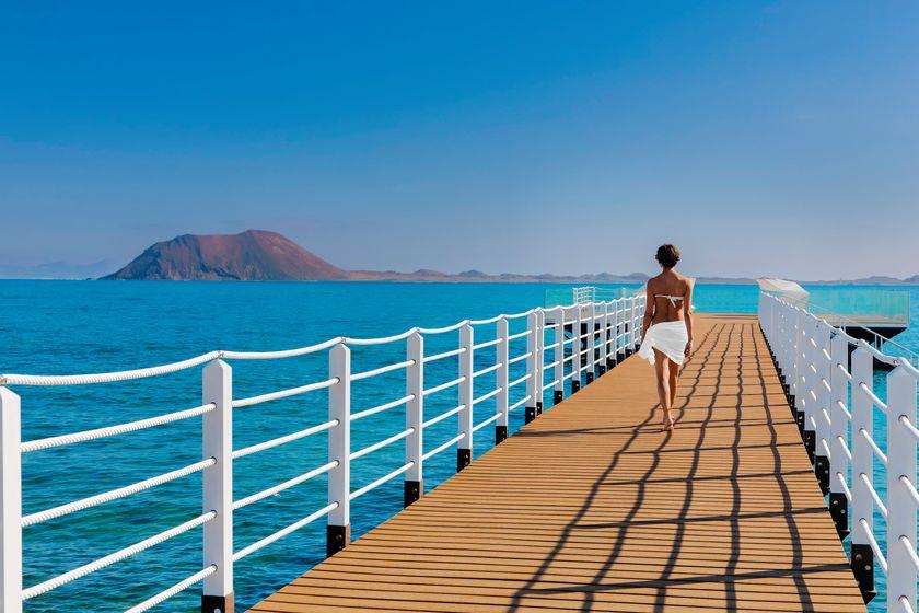 Gran Hotel Atlantis Bahia Real, Fuerteventura