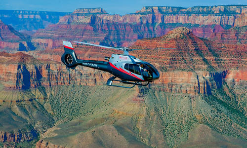 Grand Canyon South Rim Tour, Maverick Helicopters