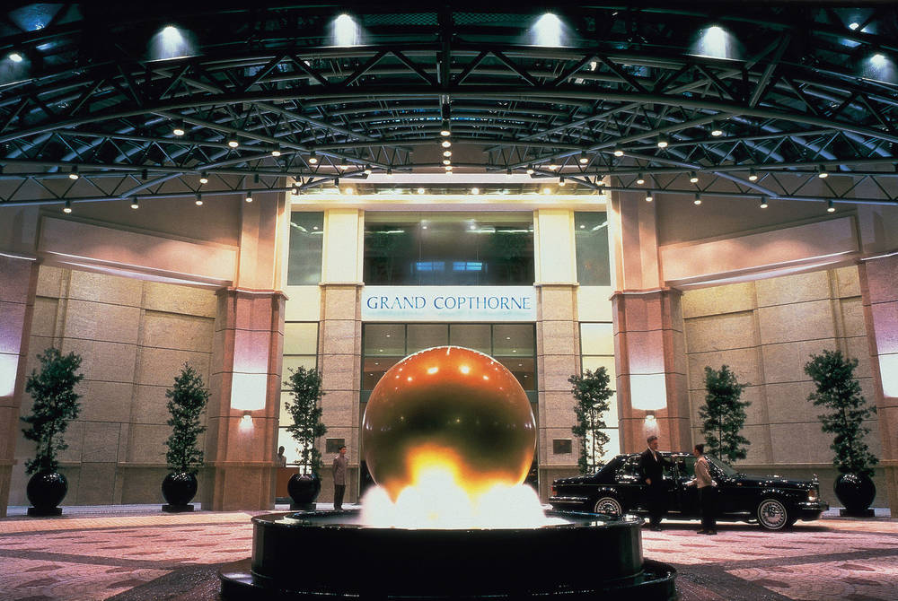 Entrance, Grand Copthorne Waterfront