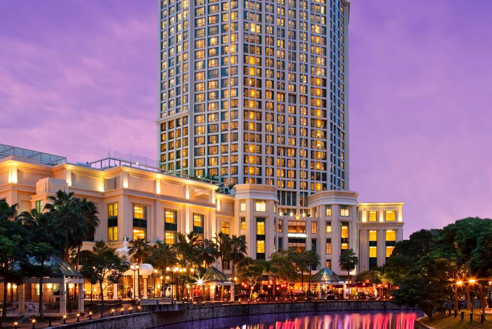 Grand Copthorne Waterfront, Singapore