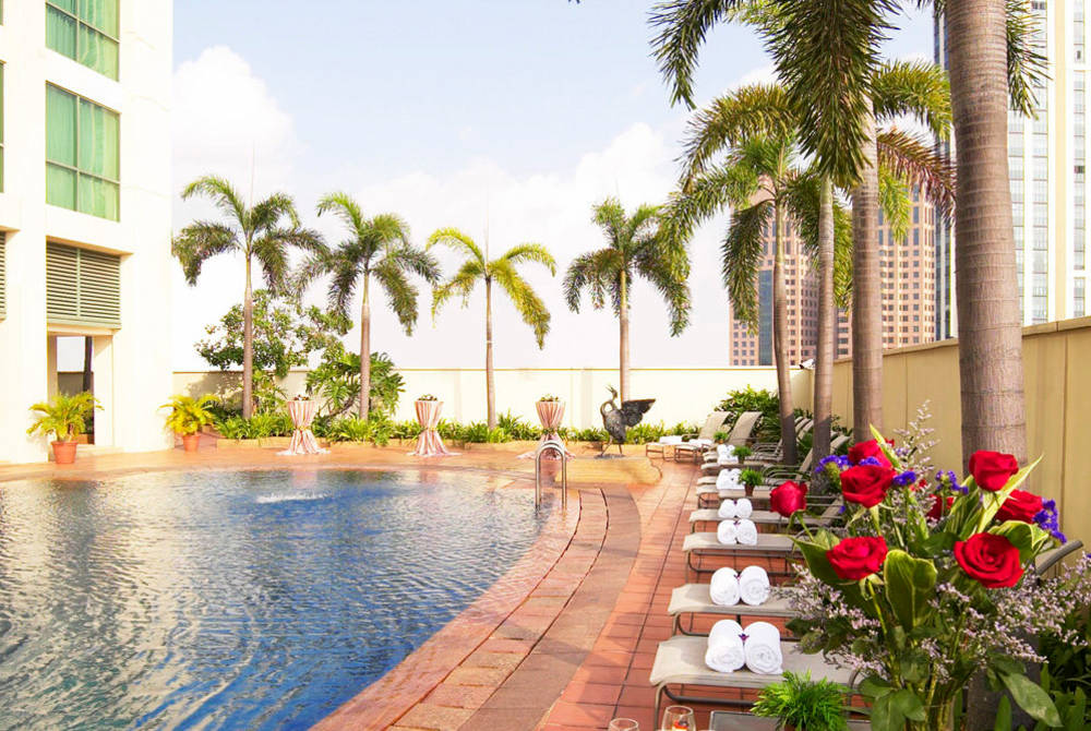 Grand Copthorne Waterfront, Swimming pool