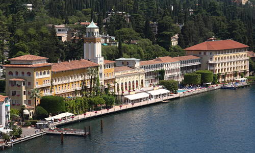 Grand Hotel Gardone, Lake Garda
