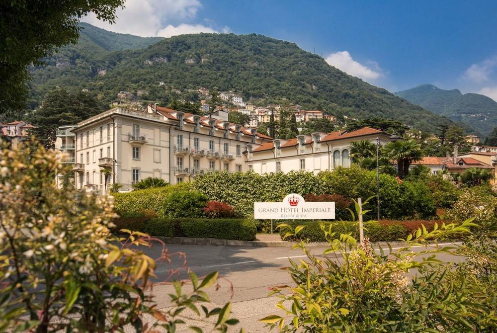 Grand Hotel Imperiale - Exterior
