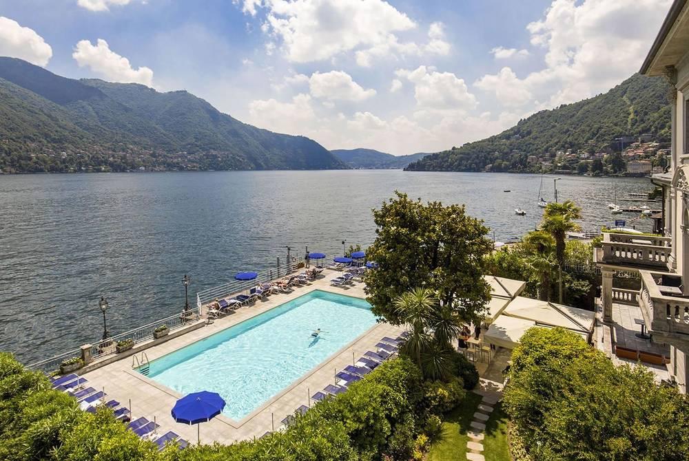 Grand Hotel Imperiale, Lake Como