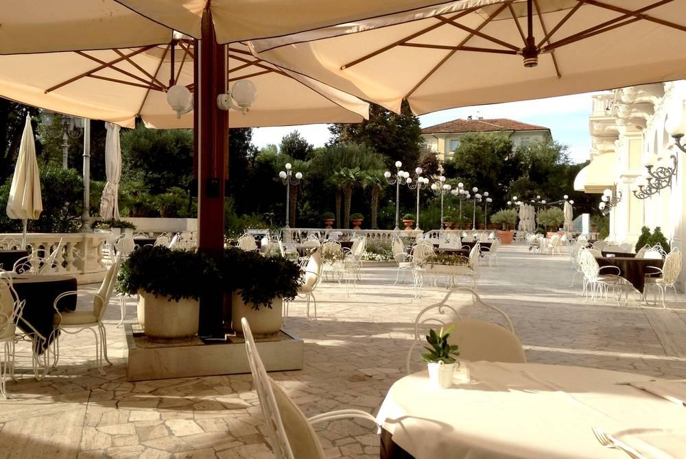 Grand Hotel Rimini Terrace