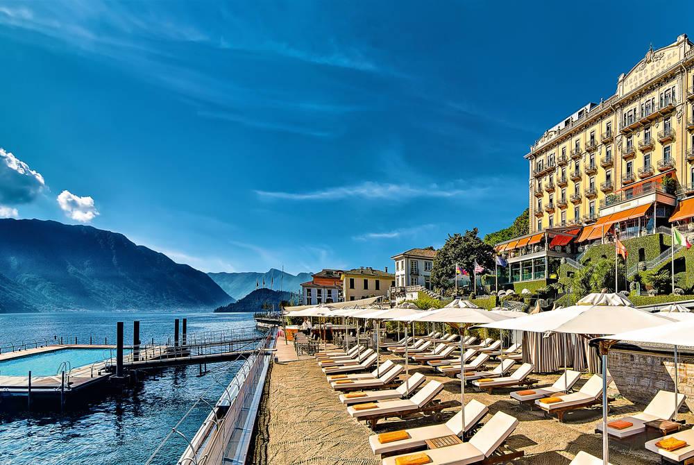 Grand Hotel Tremezzo, Grand Hotel Tremezzo